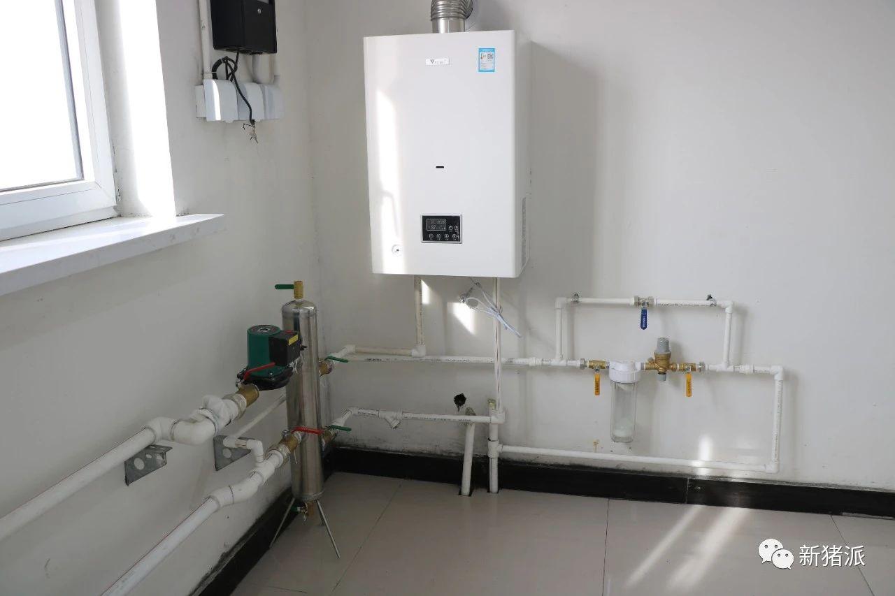 锅炉水暖装置