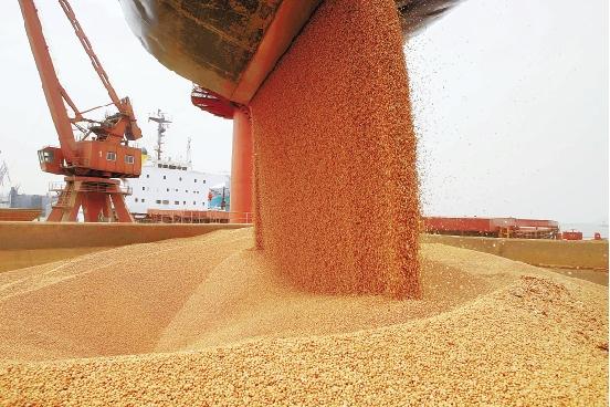 粮食进口的背后:粮食问题作为战略博弈的筹码,我国要不断提高在国际粮食贸易中的主动权和话语权