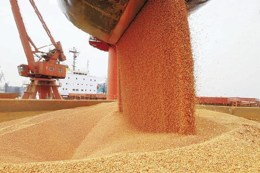 中国饲用需求放缓 美豆库存下降不及预期