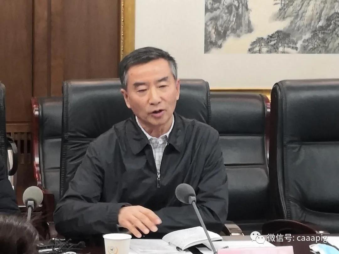 养猪业规模化程度将进一步提升——专访中国畜牧业协会秘书长何新天