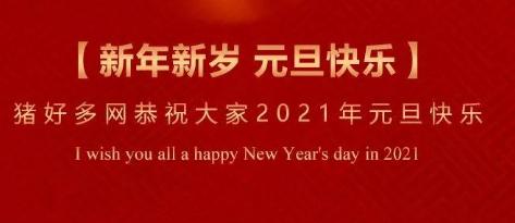 新年献词:2020承蒙时代眷顾,2021养猪人中唯奋楫者先