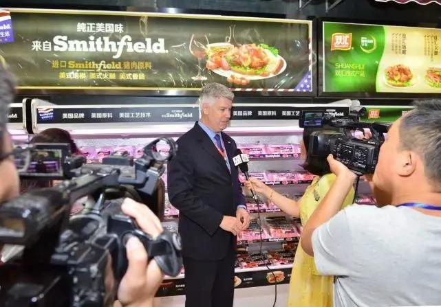 全球第一大猪肉生产商:力压美国、巴西等养殖企业,中国公司夺冠