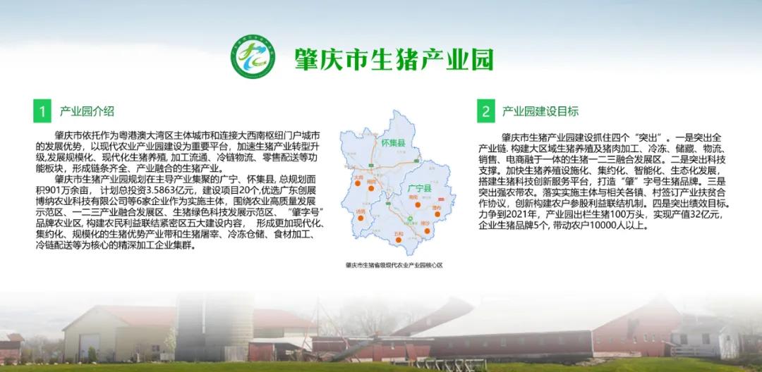 优选农业龙头企业,6家实施主体计划总投资3.5863亿元