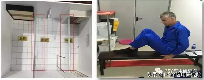 浴室 净区和脏区要有60-80cm阻挡