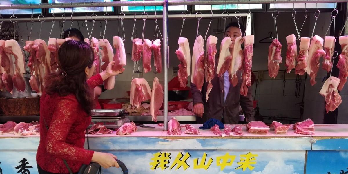 2021年01月16日全国各省市猪肉价格,屠宰企业迫于成本压力,白条价格有上调趋势!