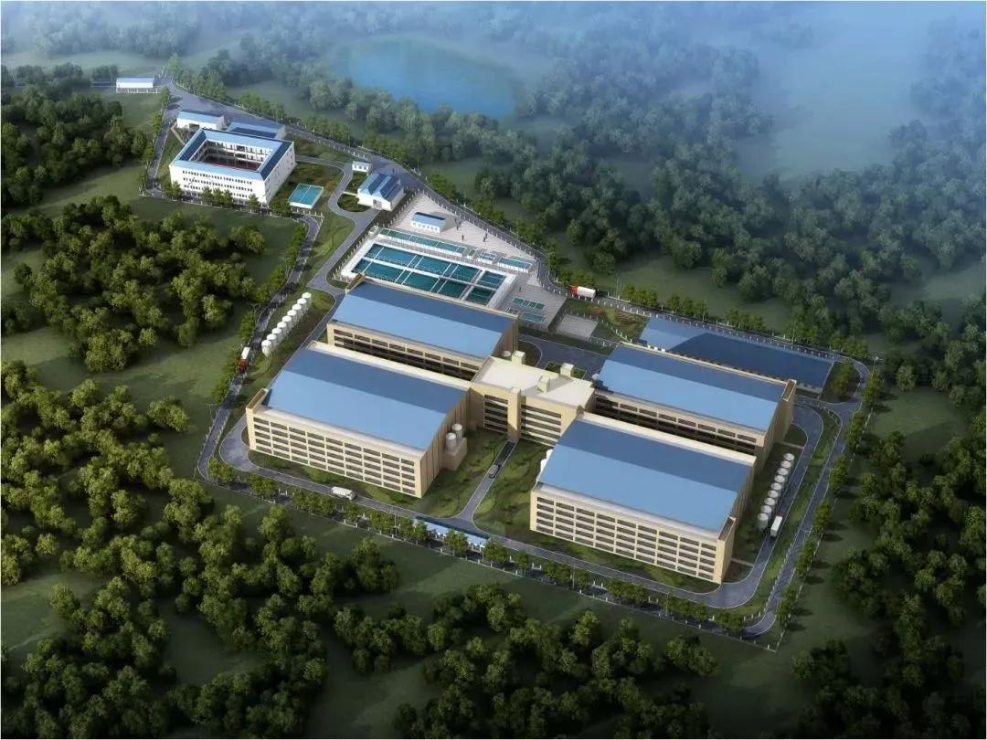 又一楼房智能养猪项目竣工投产!唐人神旗下龙华农牧项目冲刺100万头生猪目标