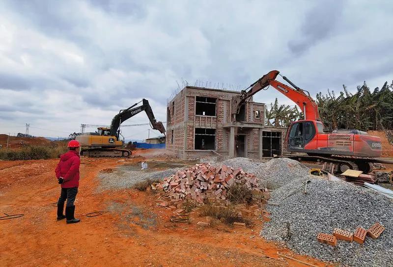 猪场遭拆!南宁复养猪场、新建猪场共计8户遭到拆除,为何?