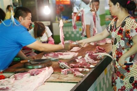 安徽:春节期间惠民销售猪肉价格低于市场价5%以上