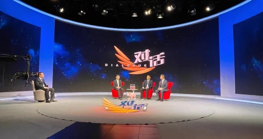 """央视《对话》:一头猪的中国""""芯"""",刘永好王楚瑞等大咖话育种"""