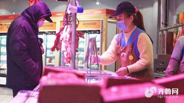 春节假期德州市场价格平稳,猪肉价格稳中略降!