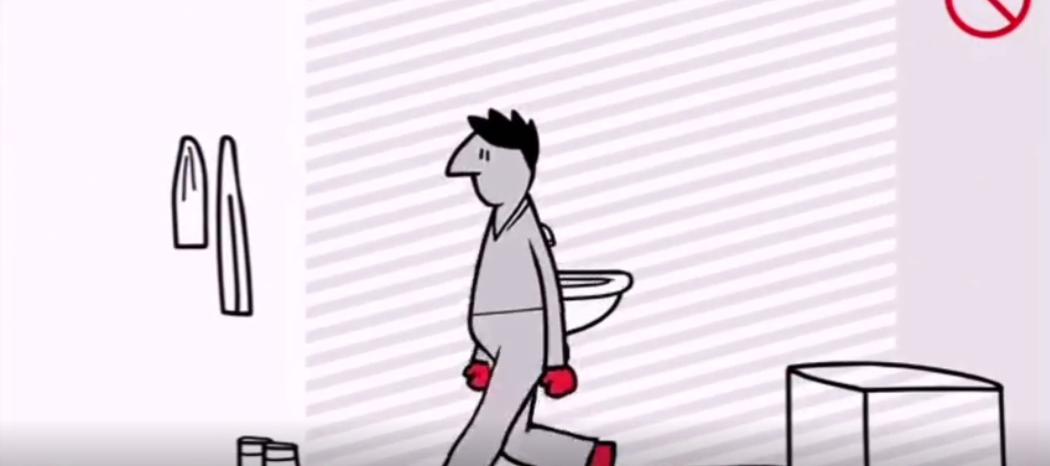 猪场外来人员生物安全管理——50秒带你看懂猪场生物安全