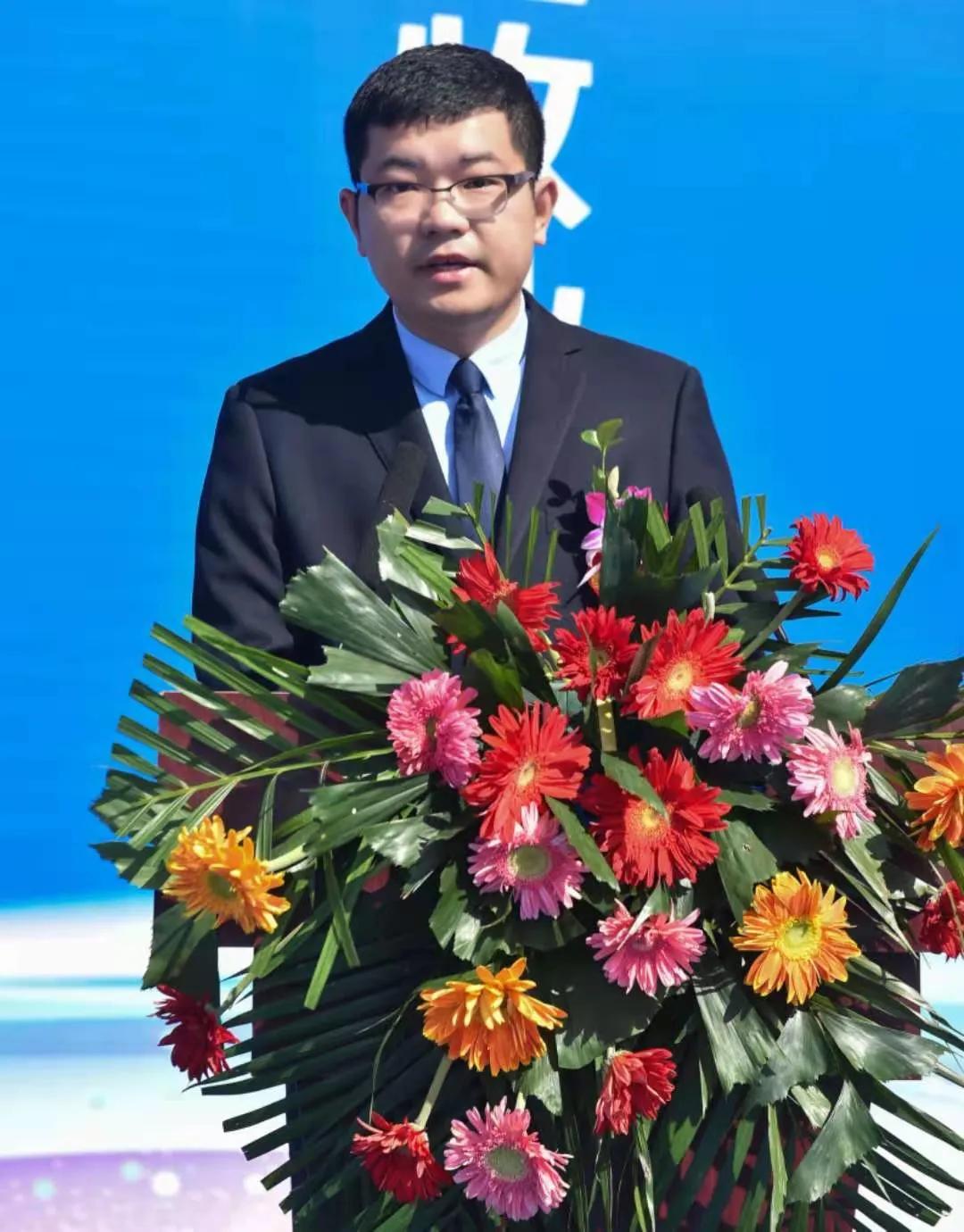 河南银发牧业有限公司总裁王晓龙