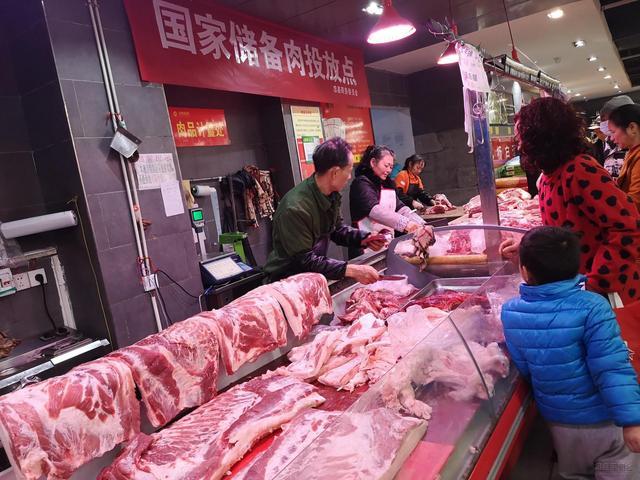 猪肉价格回落,为何还是难买低价肉?业内人士曝出真实原因
