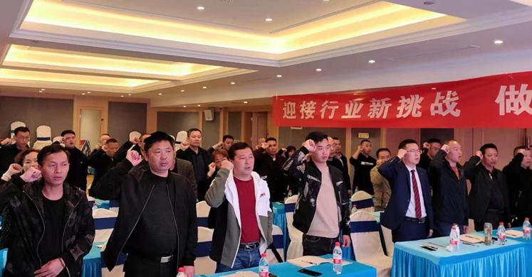 在贵州遵义习水!特驱农牧川南片VIP客户游学会顺利举行