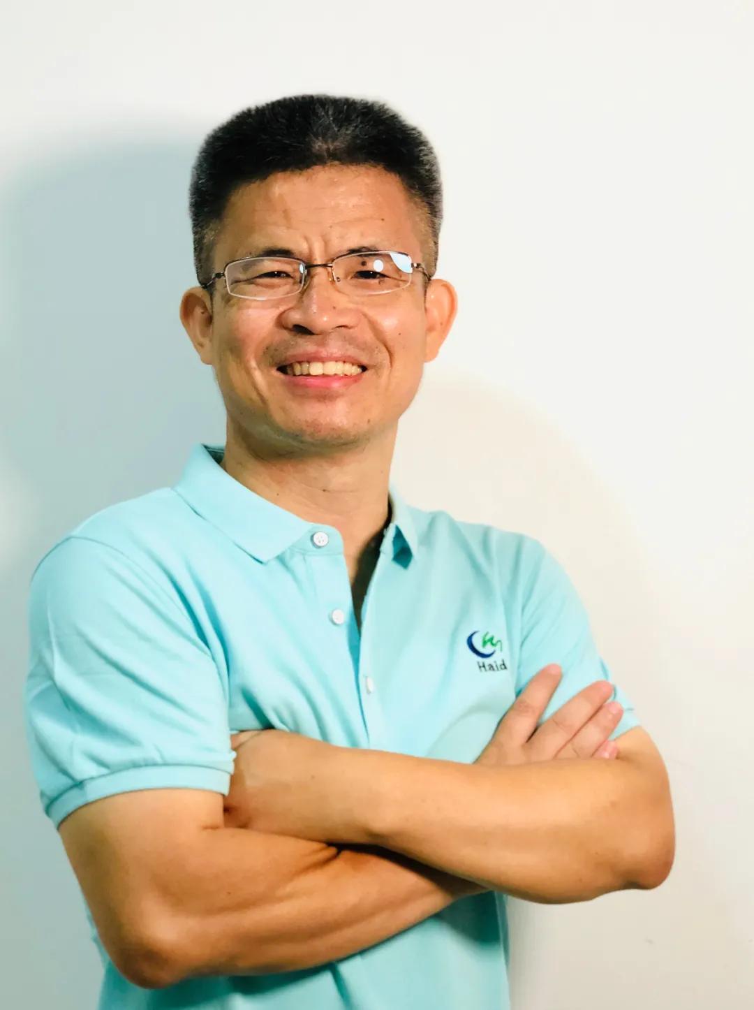 广东海大集团研究院猪料线总工程师 郭吉余博士