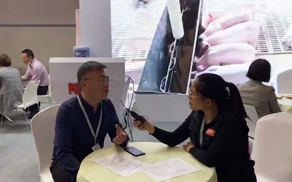 播恩4.0时代SFF无抗营养产品亮相2021中国饲料工业展!