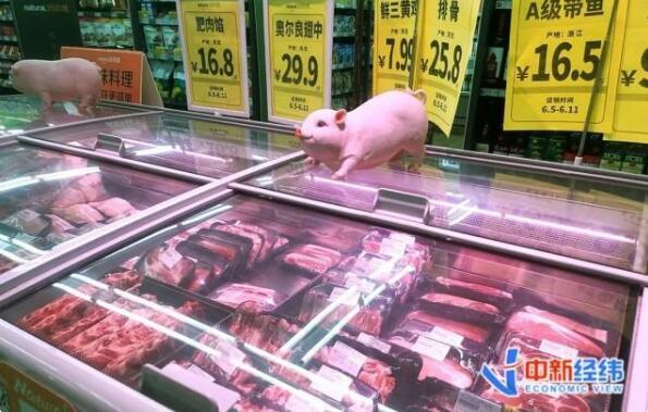 """猪肉价格""""跌跌不休"""",后续还会反弹吗?看专家怎么说!"""