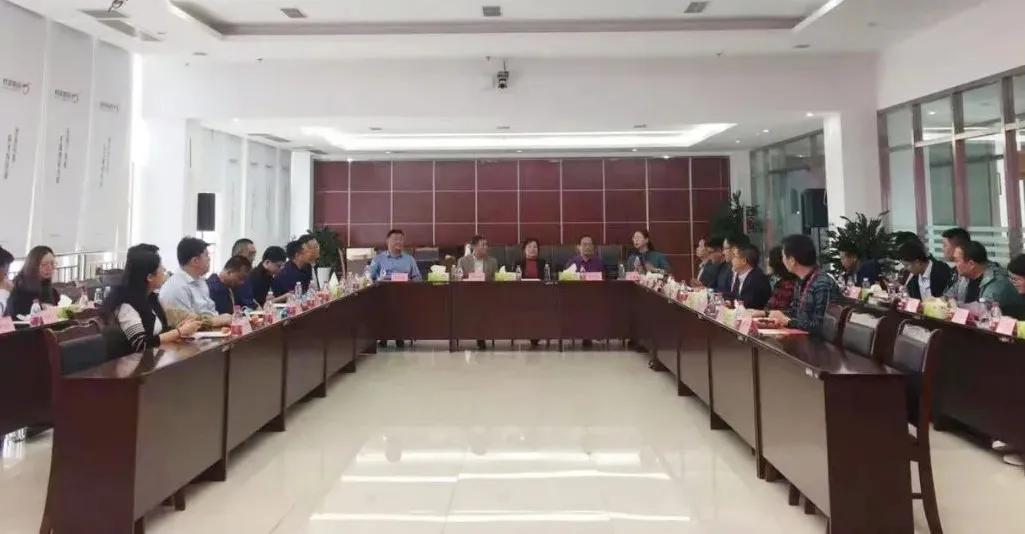 内蒙古饲料工业协会领导专家一行到访特驱集团