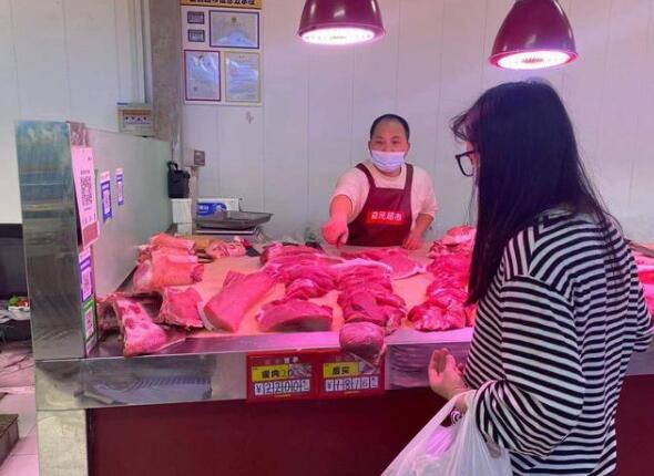 产能稳步回升,一斤猪肉降到了十几元