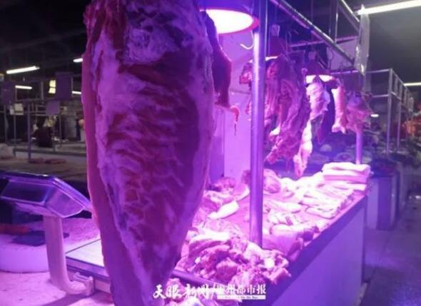 贵州贵阳:猪肉进入十元时代,同比下降37.59%,环比下降4.68%