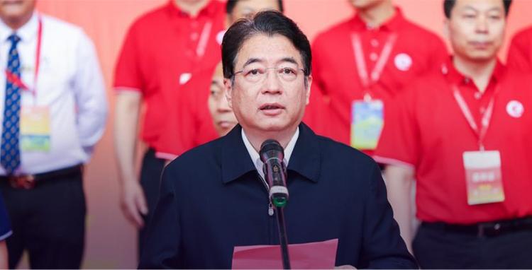 江西省人民政府副省长:胡强
