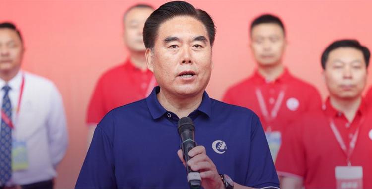 中国畜牧业协会会长:李希荣