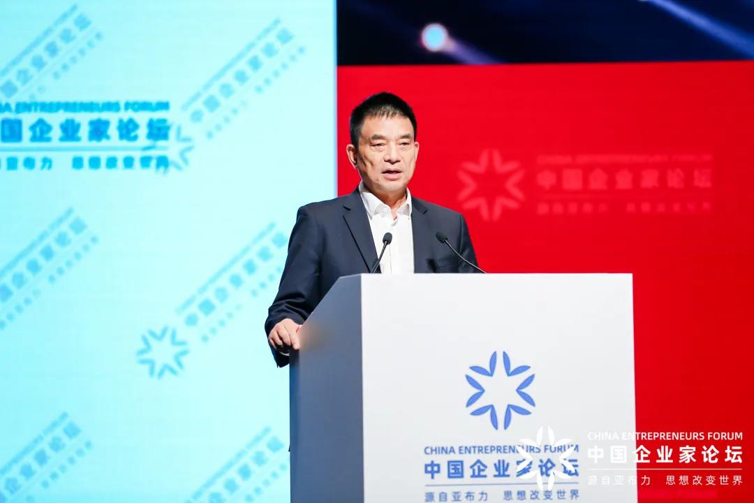 刘永好:新希望要做平台型企业,赋能更多鸡凤、牛头、独角兽……