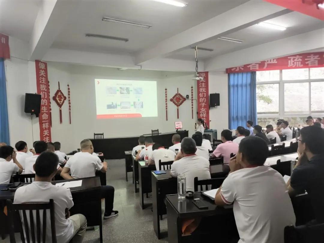 提升技术 服务客户 | OP养殖技术服务部工程师赴川南开展技术培训及客户服务等协同工作