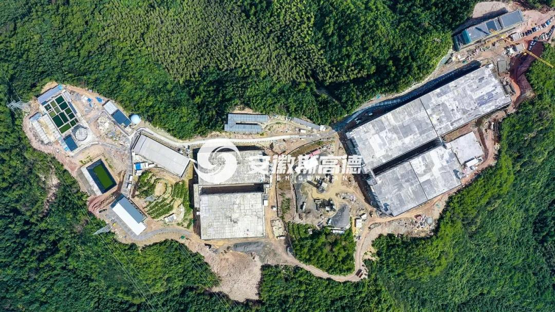 """松阳最大规模的生猪智能信息化养殖场项目建成,""""二师兄""""全智能信息化养殖"""