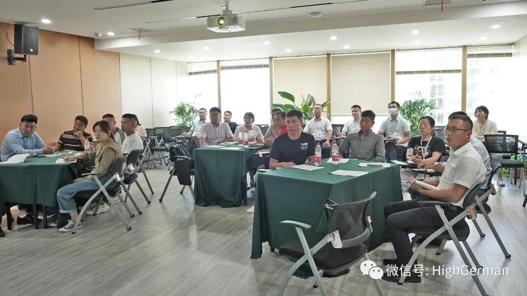 加强管理队伍综合素质,安徽斯高德在芜湖总部开展第四期项目经理训练营