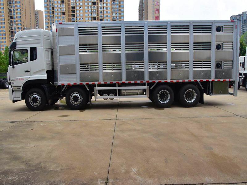零失败,5步法正确冲洗消毒!保证猪运输车生物安全!